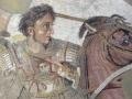 Alexander de Grote - vloermozaiek 402 x 268