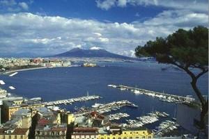 Die Bucht von Neapel